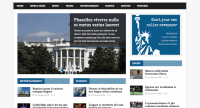 Template WordPress Gratis – MH NewsMagazine