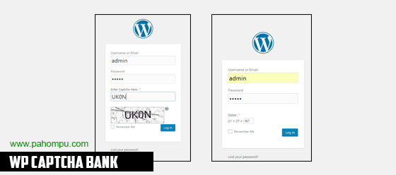 wp-captcha-bank-Plugin CAPTCHA Terbaik dan Gratis
