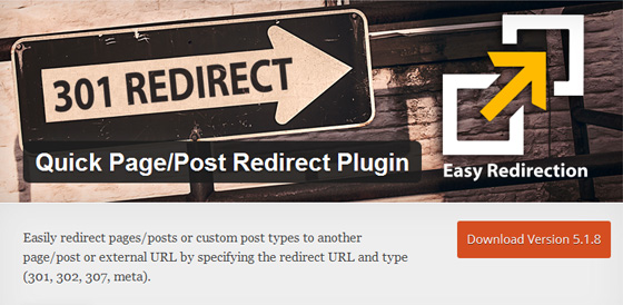 quick-page-redirect-plugin