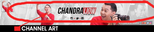 Channel Art - Bagian Channel Branding Youtube Penting
