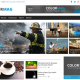 Template WordPress Gratis – ColorMag