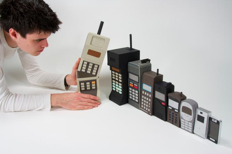 Pekembangan Mobile