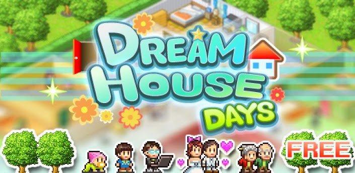 Game Android Terlaris - Dream House Days