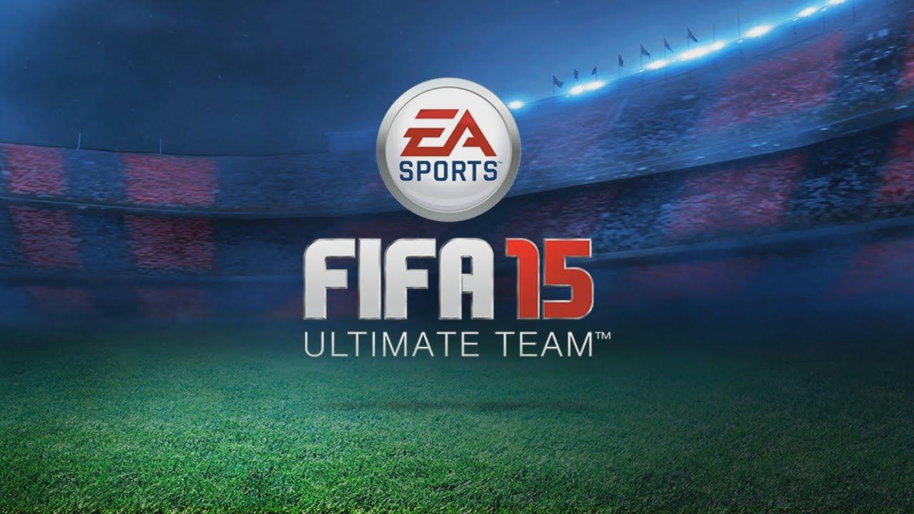 Game Android Terlaris - FIFA 15 Ultimate Team