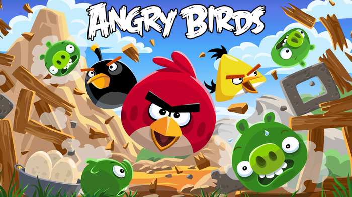 Game Android Terlaris - Angry Bird