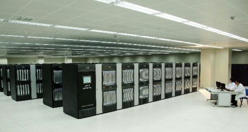 Teknologi Komputer Tercanggih - Komputer Tianhe 1A