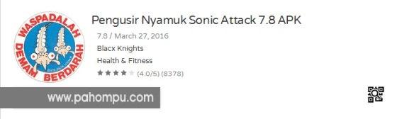 1-sonic-attack - 5 Aplikasi Unik di Android Yang Layak Anda Coba
