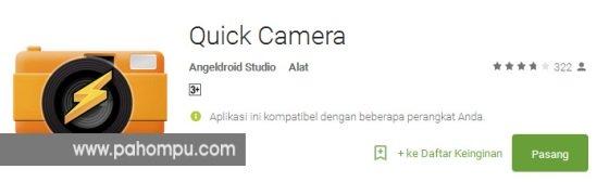 2-quick-camera - 5 Aplikasi Unik di Android Yang Layak Anda Coba
