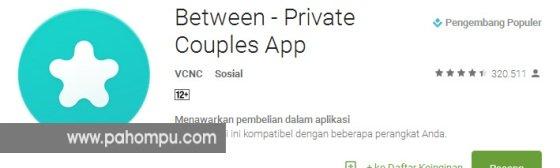 4-between-private-couples-app - 5 Aplikasi Unik di Android Yang Layak Anda Coba