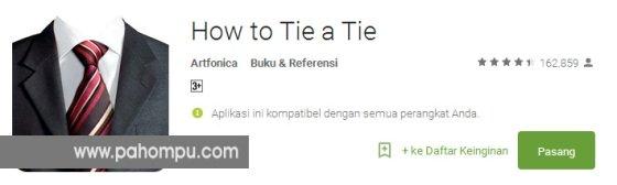 5-how-to-tie-a-tie - 5 Aplikasi Unik di Android Yang Layak Anda Coba