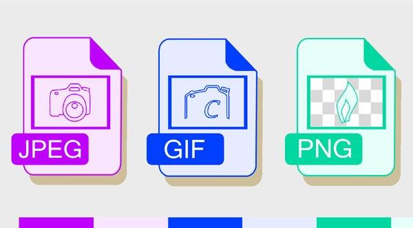 Perbedaan JPEG, PNG, dan GIF