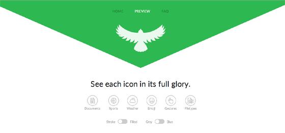 Dapatkan 12.000 Icon Gratis Berkualitas Tinggi dari Hawcons