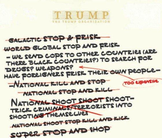 Tiny Hands - Font Gratis Tulisan Tangan Donald Trump