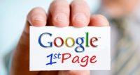 Cara Agar Blog Masuk Halaman Awal Google
