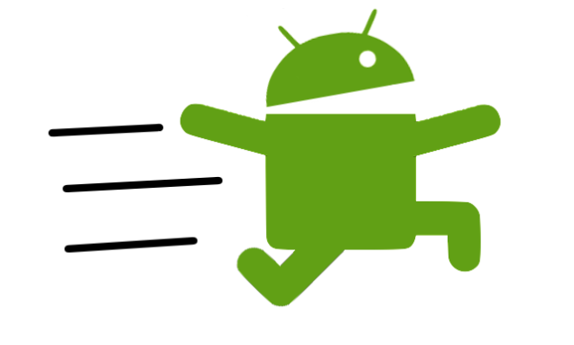 cara atasi android lemot