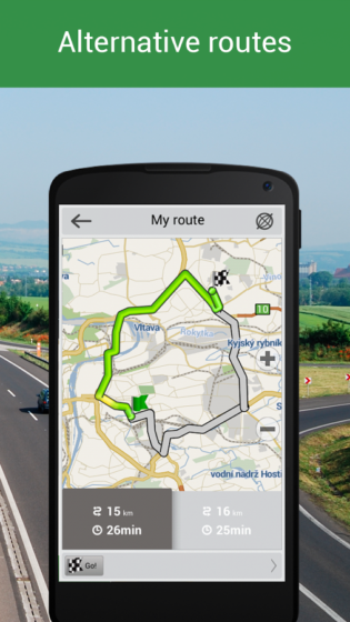 Navitel Navigator GPS & Maps - Aplikasi GPS Android Terbaik