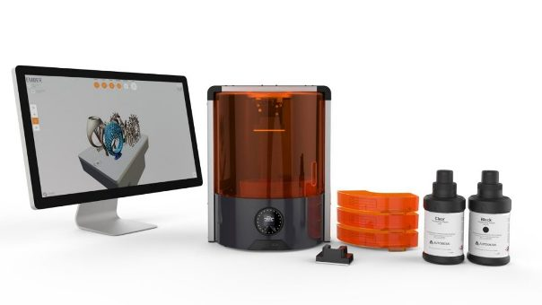Printer 3D – Autodesk Ember