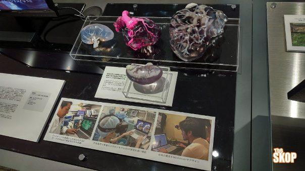 Rekaan organ internal diproduksi dengan printer 3D