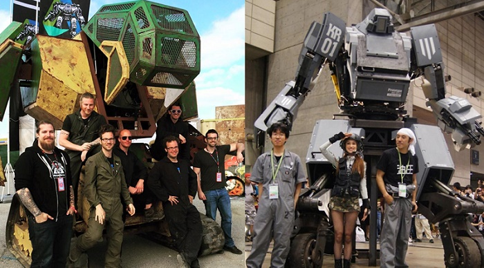 Teknologi Robot Perang Terbaru Yang Siap Menghadapi Era Perang Modern Di Masa Depan