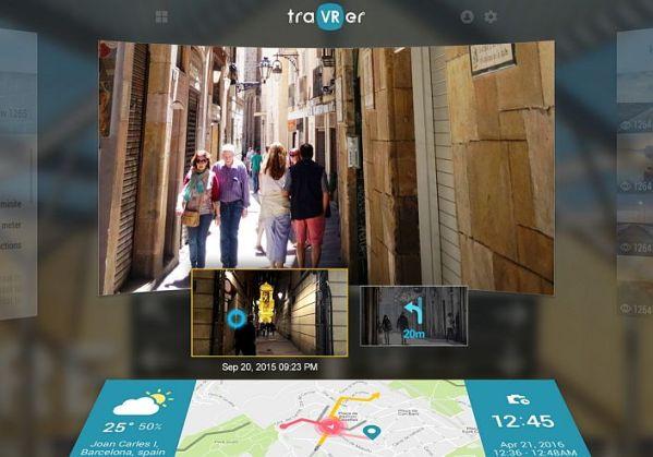 traVRer - Teknologi Samsung AR / VR Terbaru