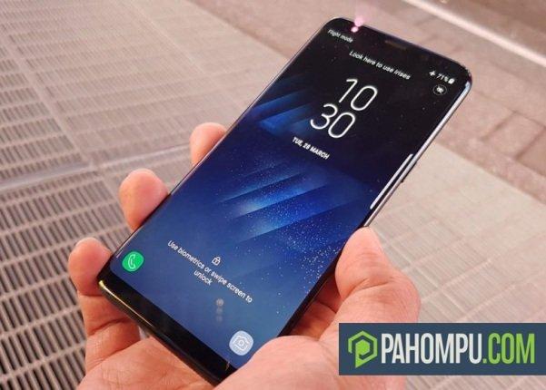 8 Kecanggihan Baru dalam Samsung Galaxy S8 dan S8+