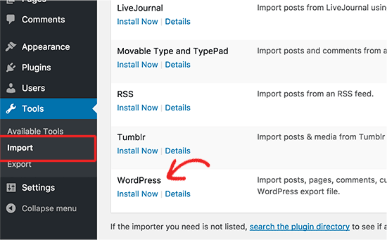 Menggabungkan Dua Situs WordPress Menjadi Satu 2