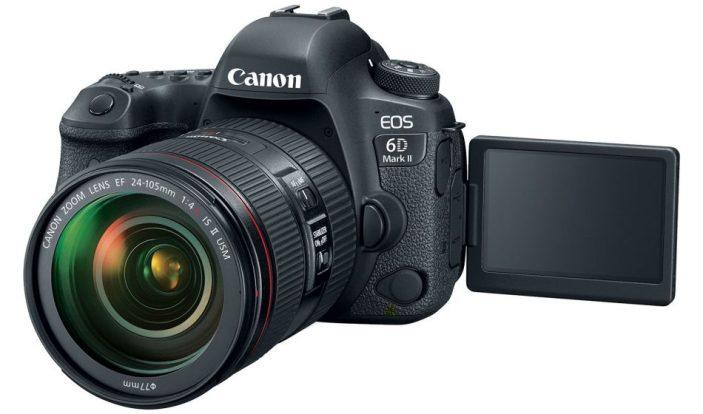 Canon EOS 6D Mark II Terbaru - Dengan Sensor 26.2MP Dan Berbagai Fitur Modern
