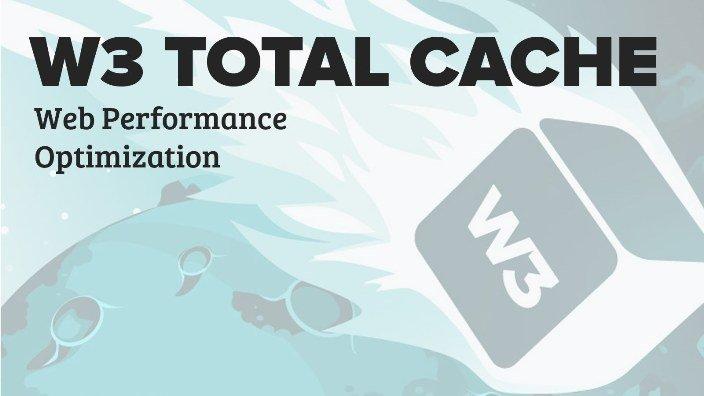 W3 Total Cache - Plugin SEO Terbaik Untuk Meningkatkan SEO Blog