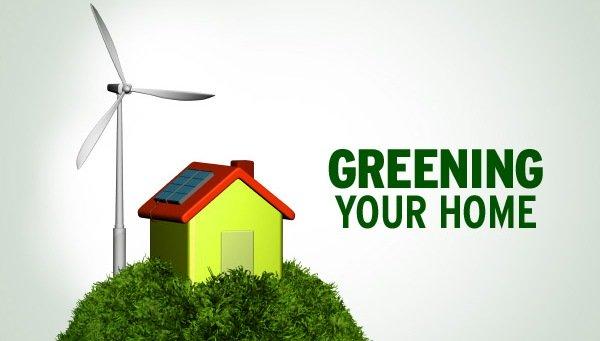 Design rumah yang berwawasan lingkungan