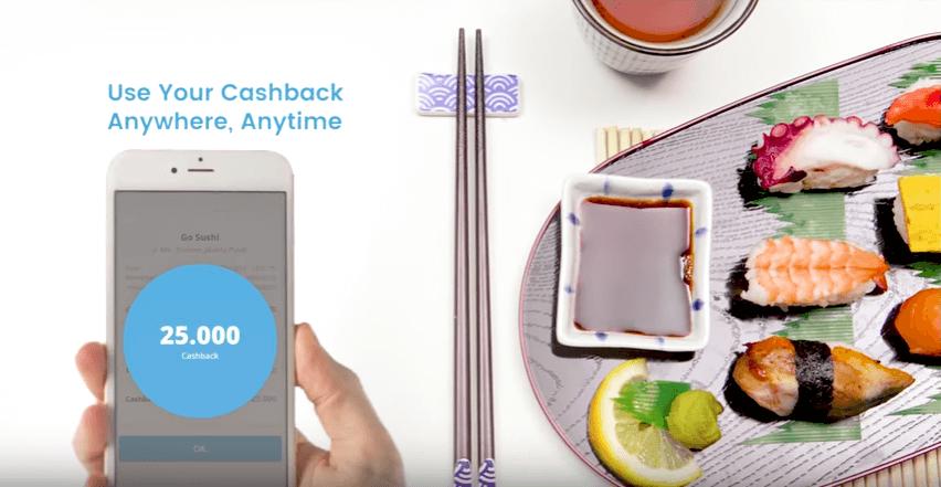 Aplikasi Pemberi Cashback