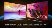 TV resolusi 8K yang bagus QLED dan OLED