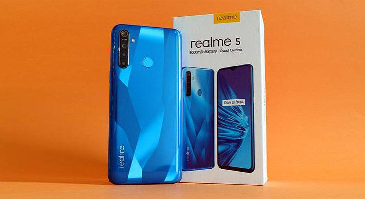 Realme 5